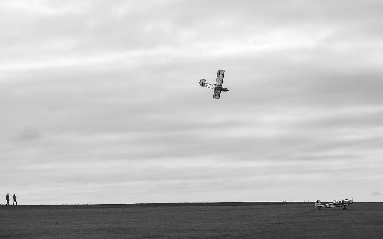 reportážní focení letecké akce 12