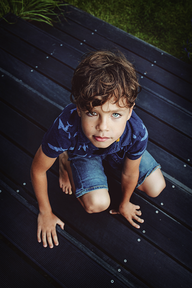 Fotografování dětí lifestyle doma u bazénu M16 č