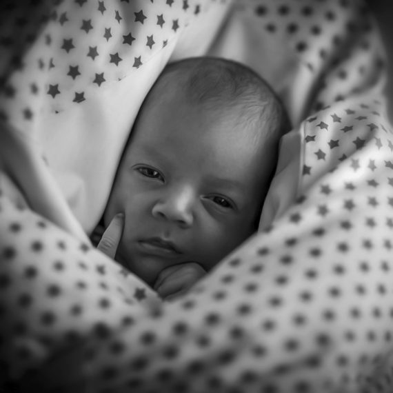 focení newborn doma K5