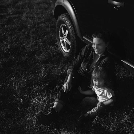Lifestyle focení maminky s dětmi 12
