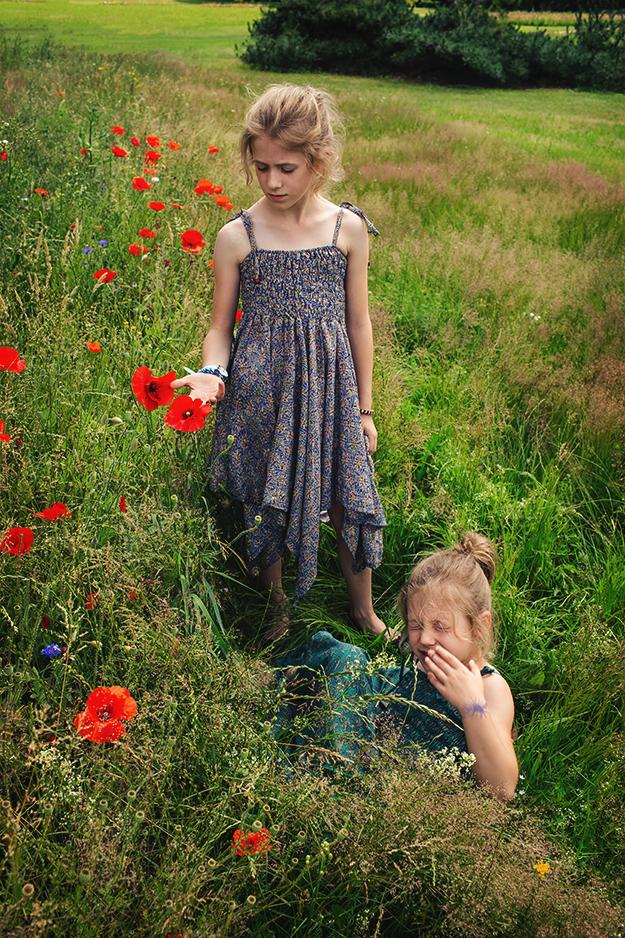 focení dětí venku v přírodě B15