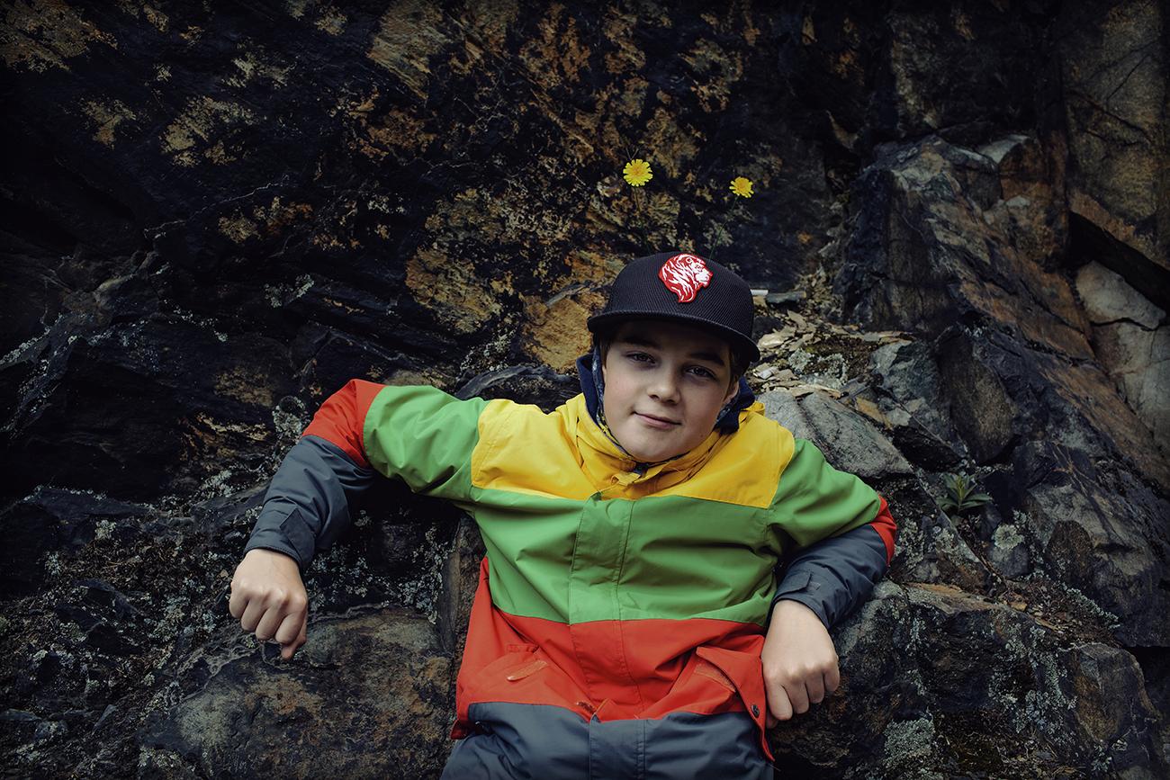 focení rodin a dětí lifestyle na výletě v lese 12